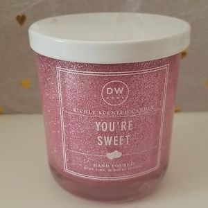Brand New DW HOME You're Sweet scented candle